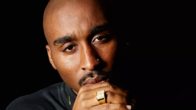 Demetrius Shipp Jr. as Tupac Shakur in All Eyez on Me Photo Quantrell Colbert)