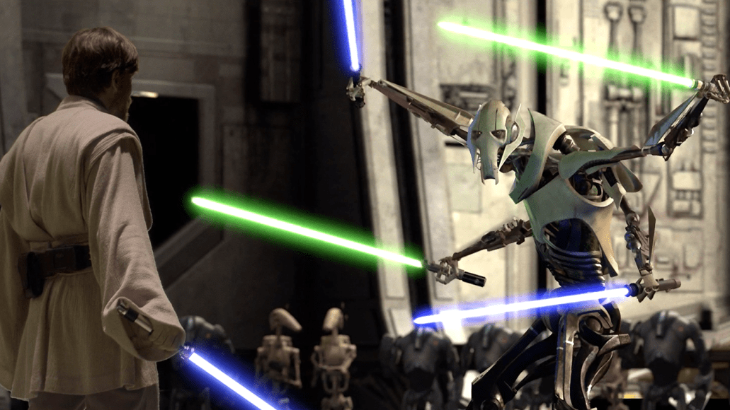general grievous Ranking: Every Star Wars Movie and Series from Worst to Best