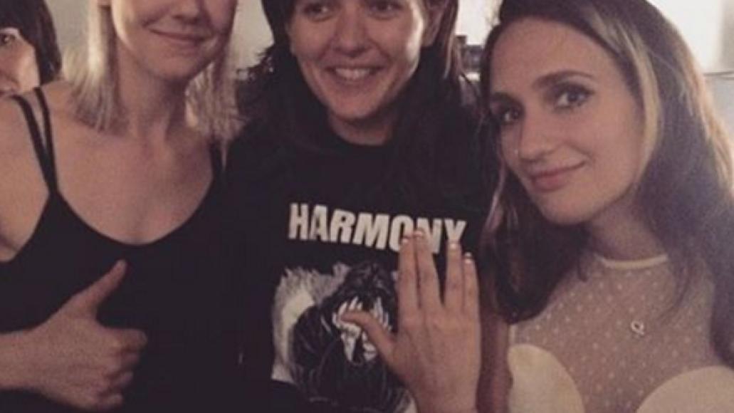 harmony 10 Artists Reflect on Courtney Barnett Wearing Their T Shirts