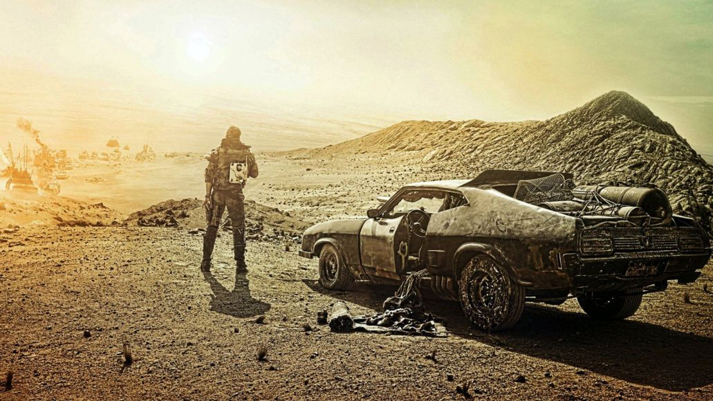 mad max fury road 11 Filmmaker of the Year: George Miller