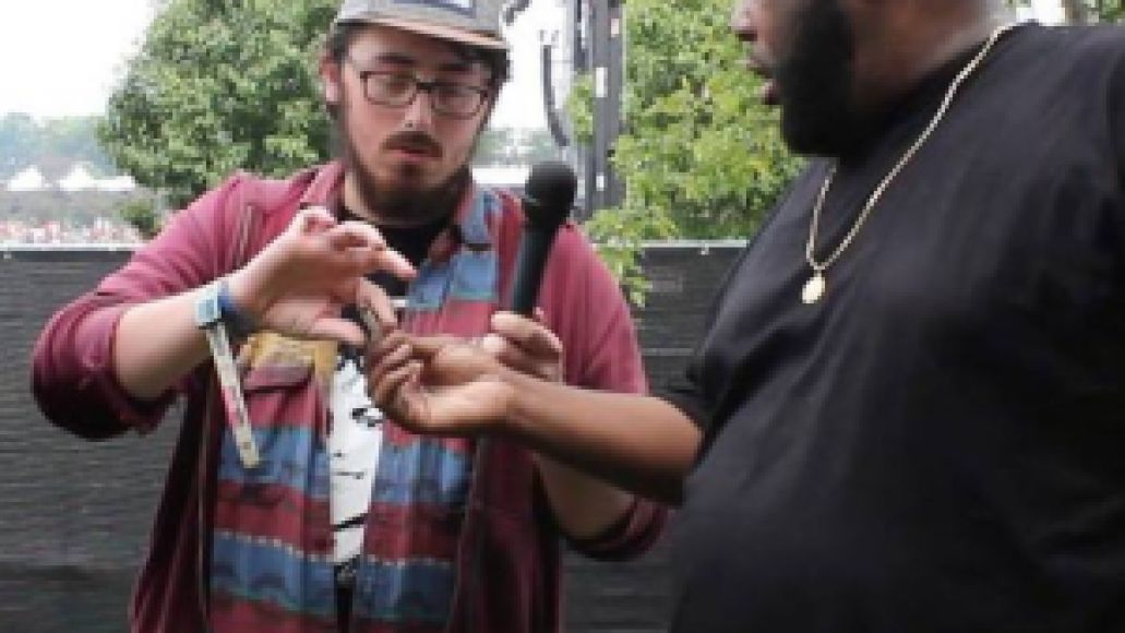 me and rtj