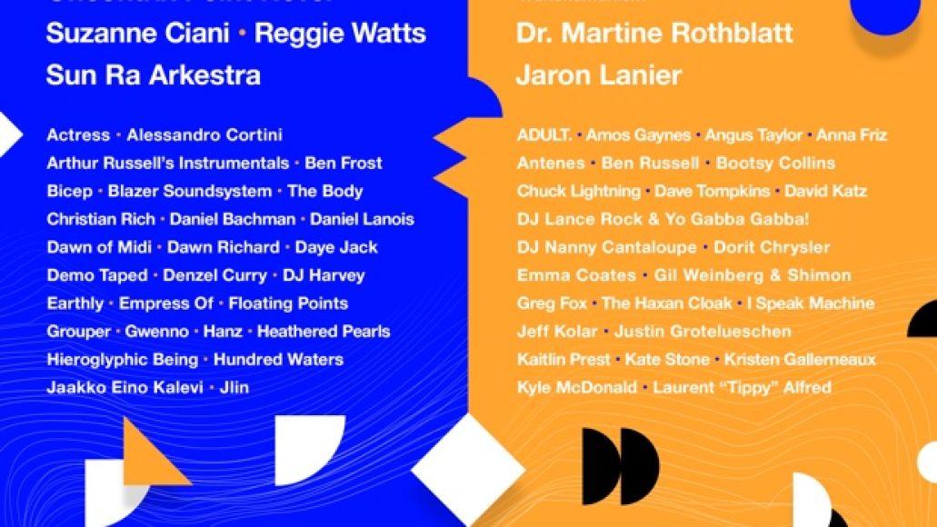 moogfest Top 10 Music Festivals: Spring 2016 Power Rankings