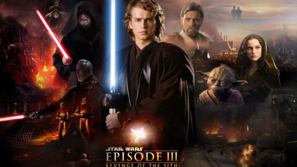 revenge of the sith Ranking: Every Star Wars Movie and Series from Worst to Best