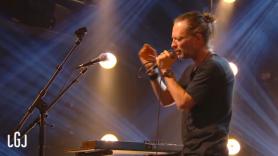 Thom Yorke Le Grand Journal