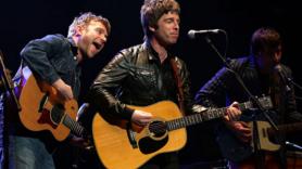 Damon Albarn Noel Gallagher