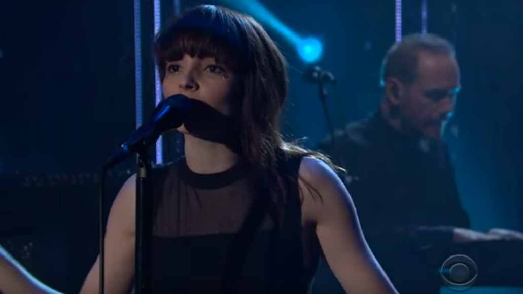 CHVRCHES Late Late Show