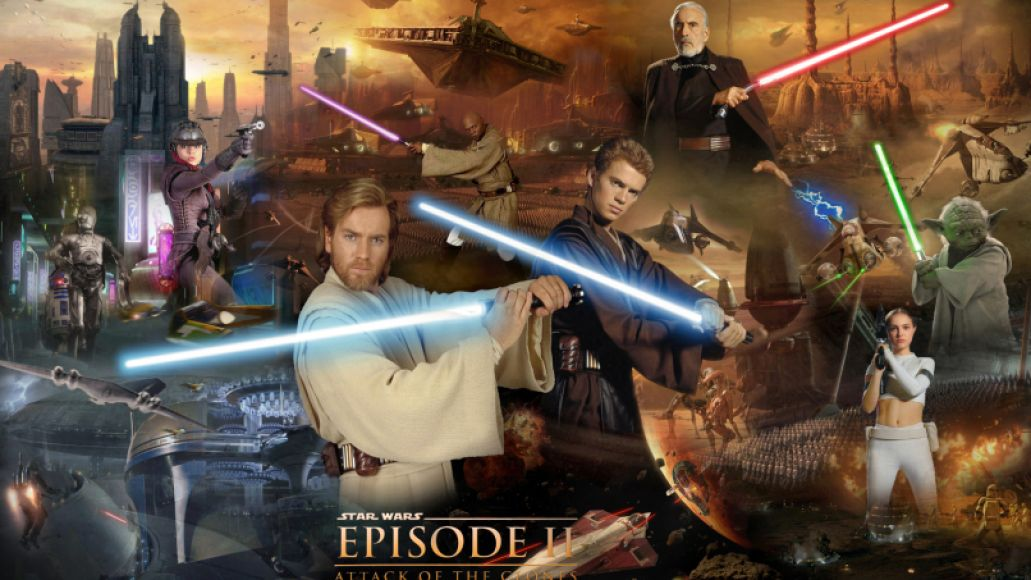 star wars attack of the clones image star wars attack of the clones 36233729 1920 1200 Ranking: Every Star Wars Movie and Series from Worst to Best