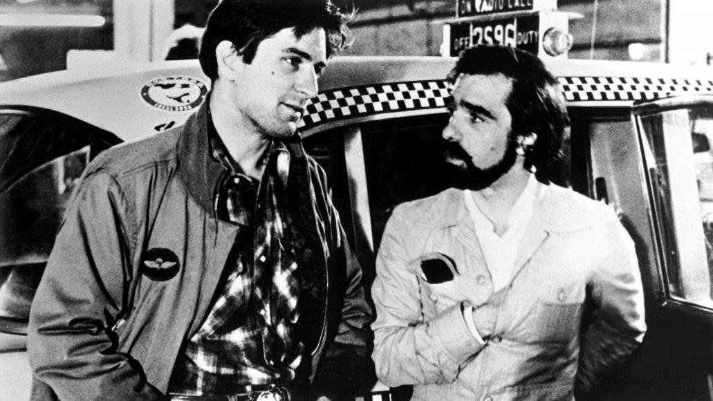0taxi driver 1 Martin Scorsese in Five Films