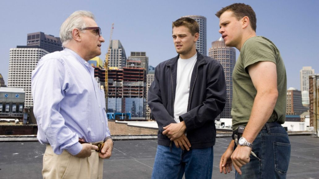2006 the departed 004 Ranking: Every Martin Scorsese Film from Worst to Best
