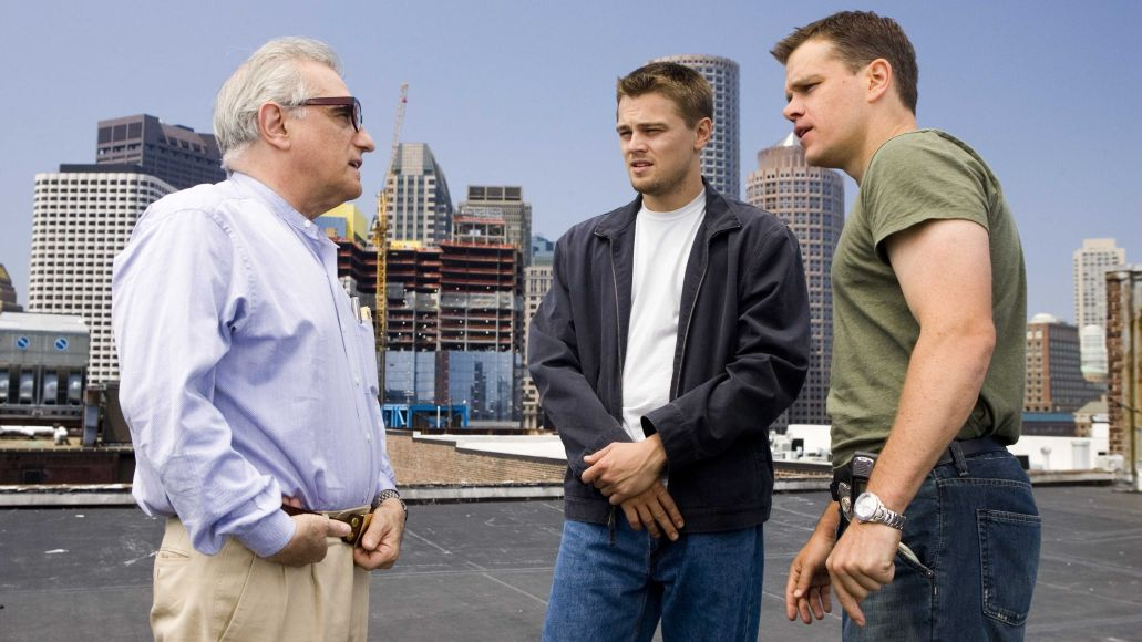 2006 the departed 004 Martin Scorsese in Five Films