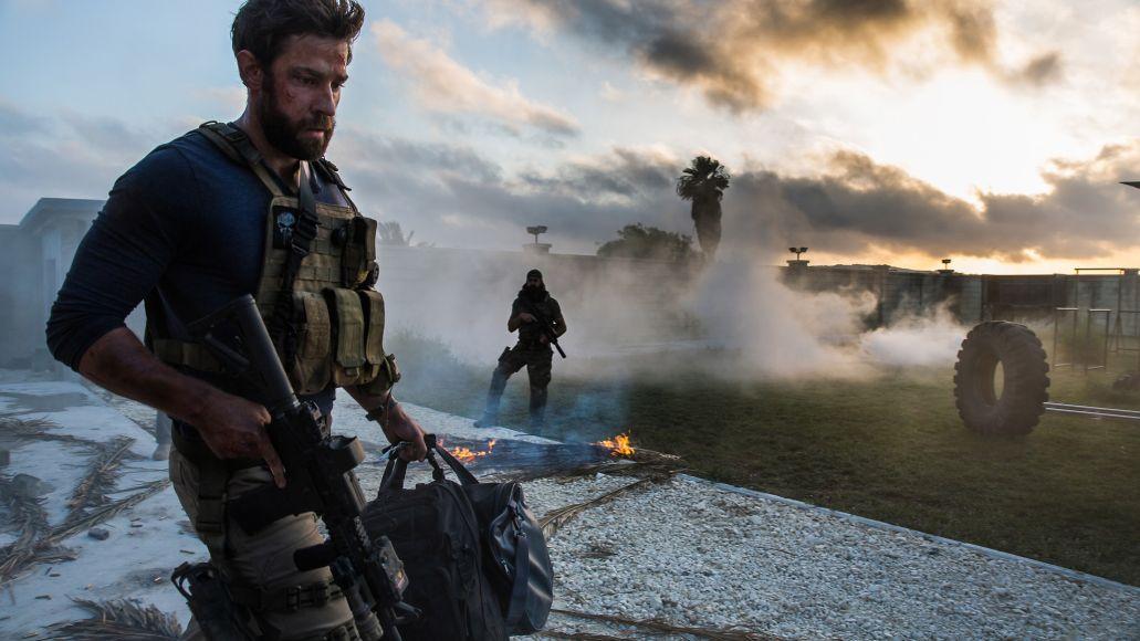 benghazi bay Film Review: 13 Hours: The Secret Soldiers of Benghazi