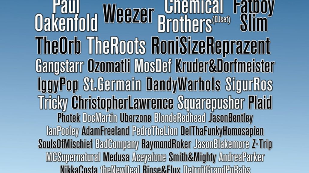 coachella 18x24 20011 Ranking: Every Coachella Lineup from Worst to Best