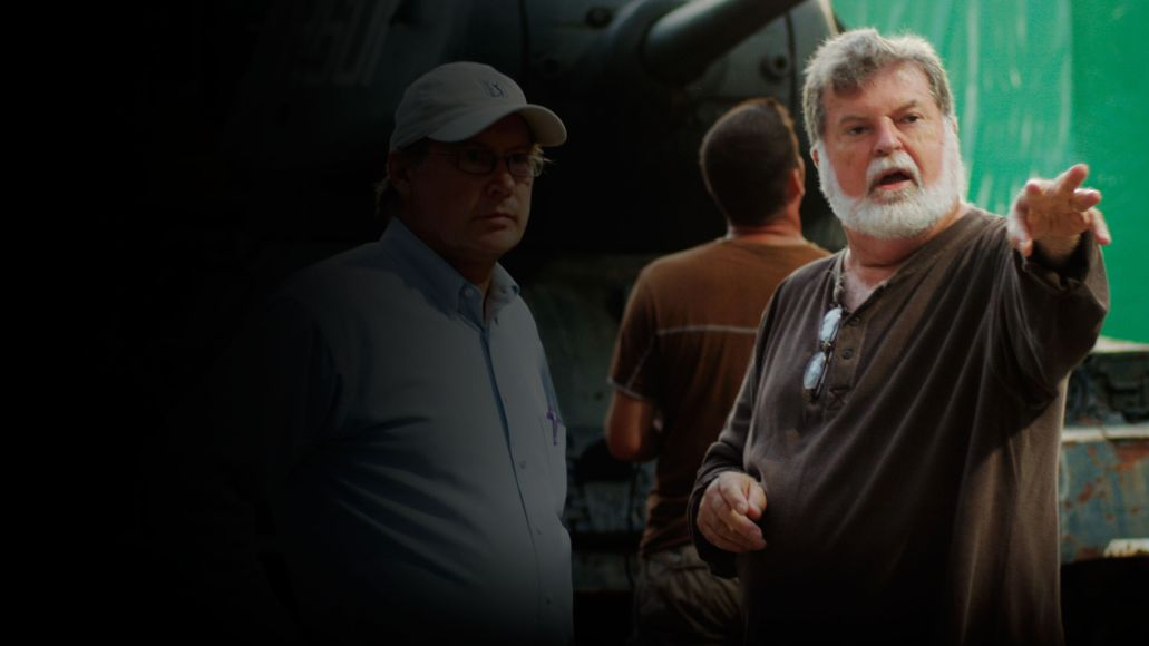 dean cundey Whipping Indiana Jones Back Into Fortune and Glory