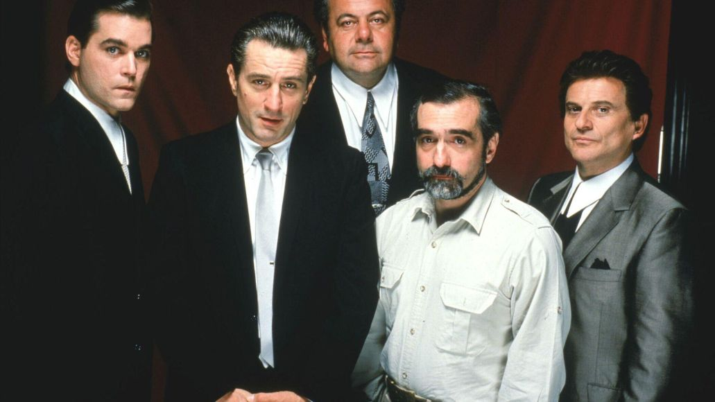 goodfellas Martin Scorsese in Five Films