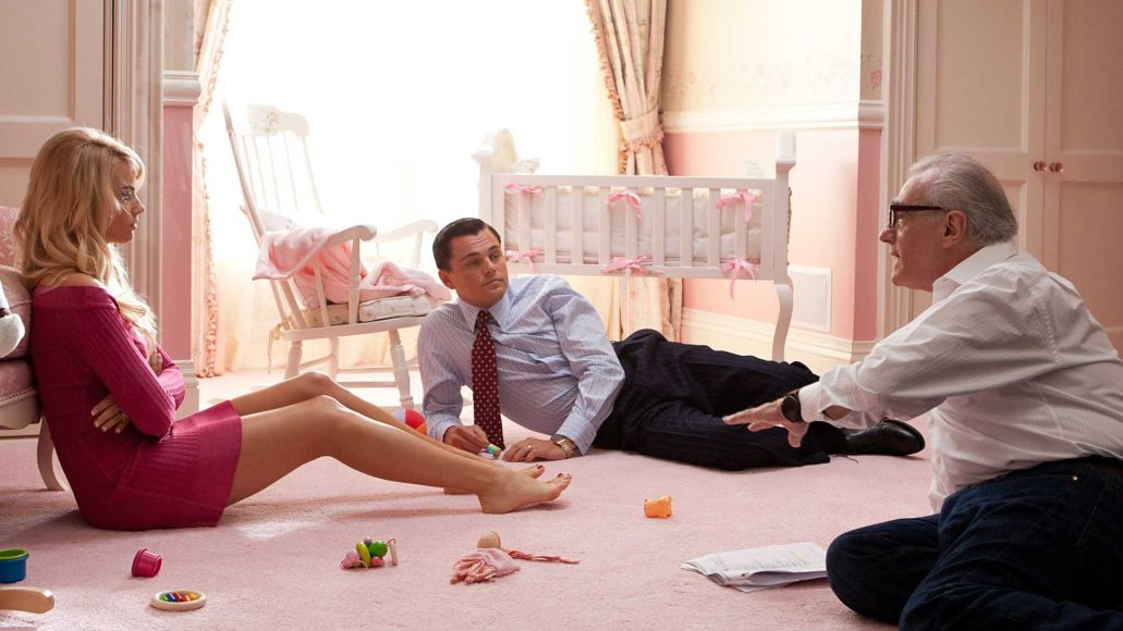 if you liked the wolf of wall street then youll love this behind the scenes video Martin Scorsese in Five Films