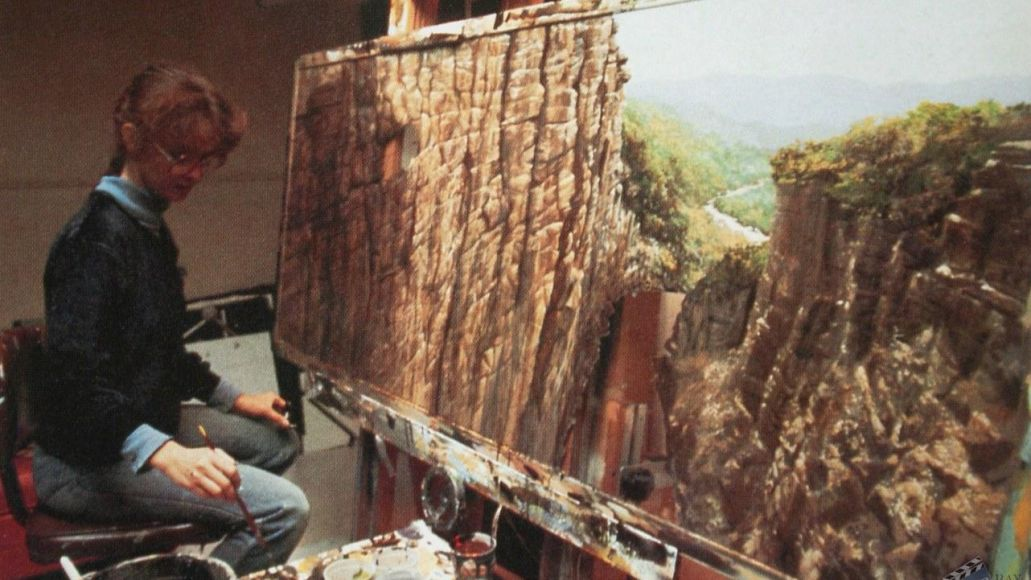 ilm matte paintings Whipping Indiana Jones Back Into Fortune and Glory