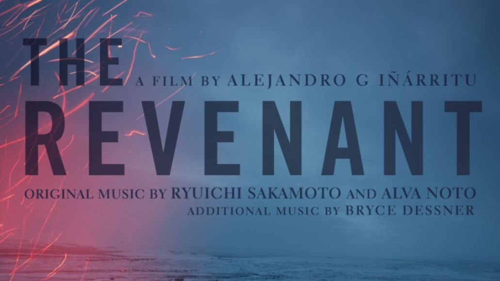 revenantsoundtrack Top 25 Film Scores of the 2010s