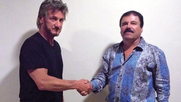 El Chapo Sean Penn