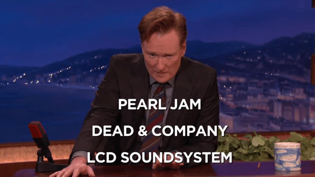 Conan Bonnaroo