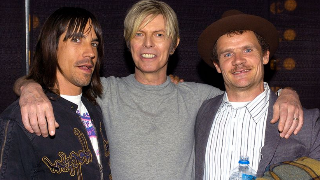 Bowie Chili Peppers
