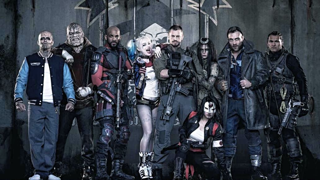 suicide squad 2016 task force Whos Next? A Preview of Comic Book Movies in 2016
