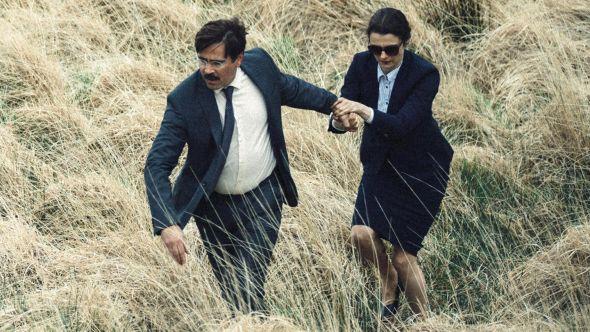 Colin Farrell, Rachel Weisz, The Lobster, A24
