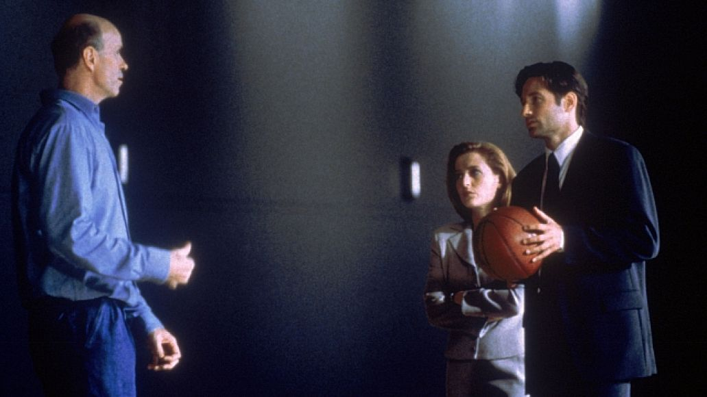 tom noonan Ranking: The X Files Seasons from Worst to Best