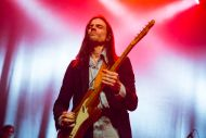 Brian Bell // Photo by Philip Cosores