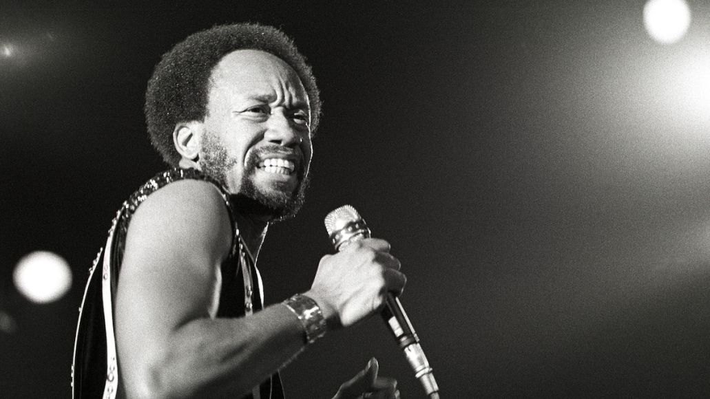 Maurice White of Earth, Wind & Fire