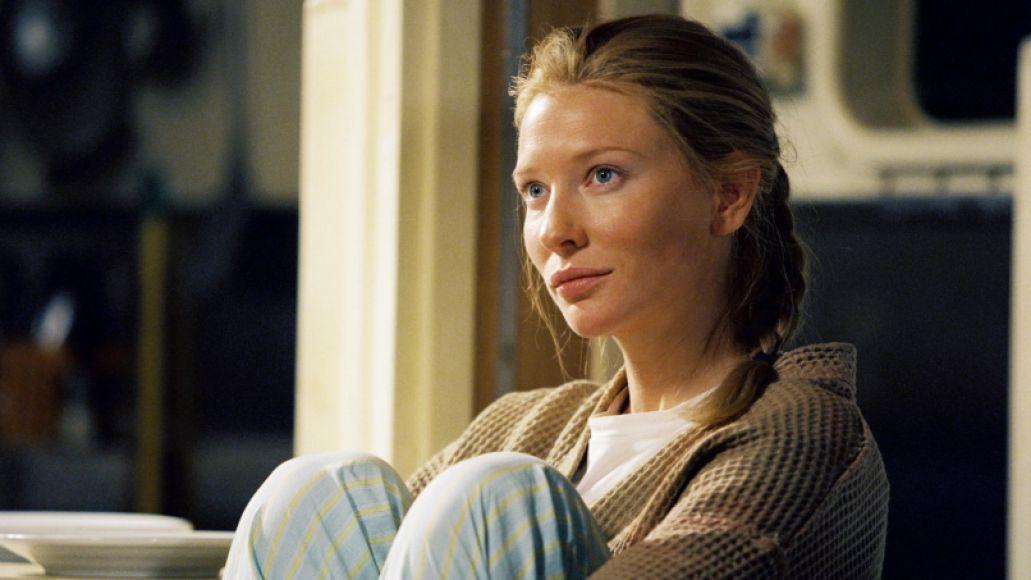 Cate Blanchett, The Life Aquatic with Steve Zissou