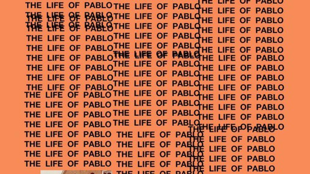 kanye life of pablo art