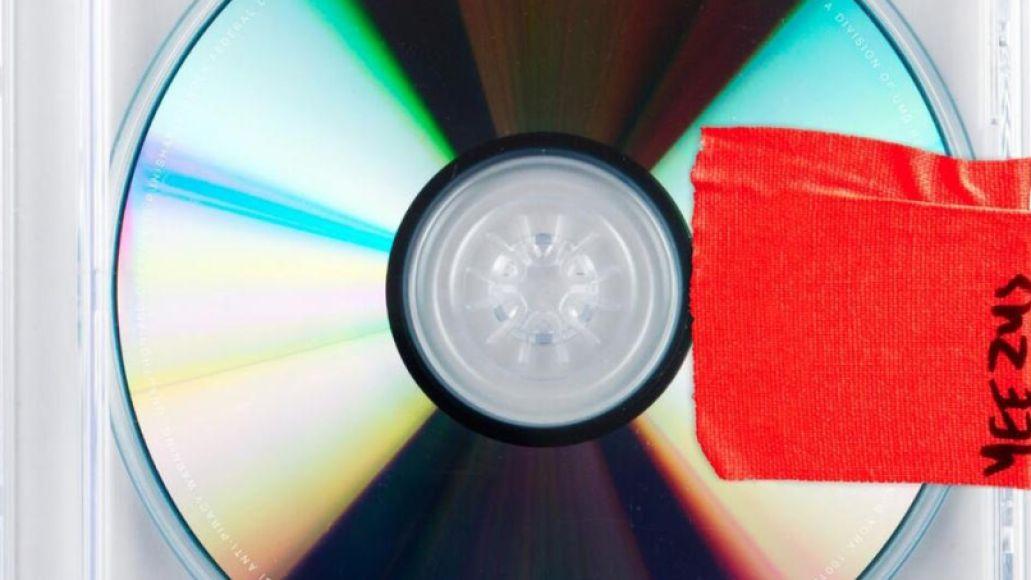 kanyeyeezuscover1 Ranking Every Kanye West Album From Worst to Best