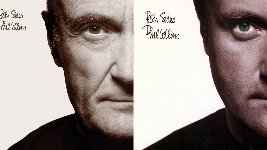 Phil Collins Both Sides merger