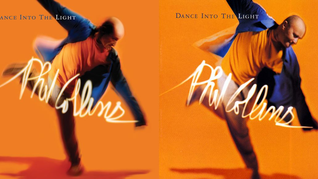 Phil Collins Dance Into The Light merger
