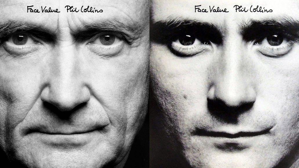 Phil Collins Face Value Merger