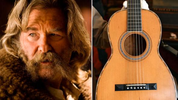 Kurt Russell guitar