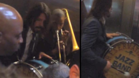 Grohl Preservation Hall