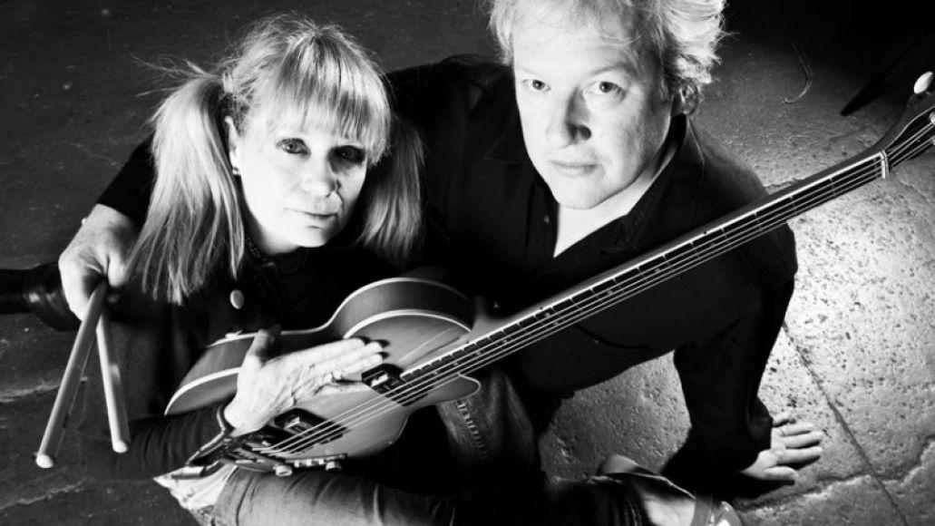 Tina Weymouth & Chris Frantz