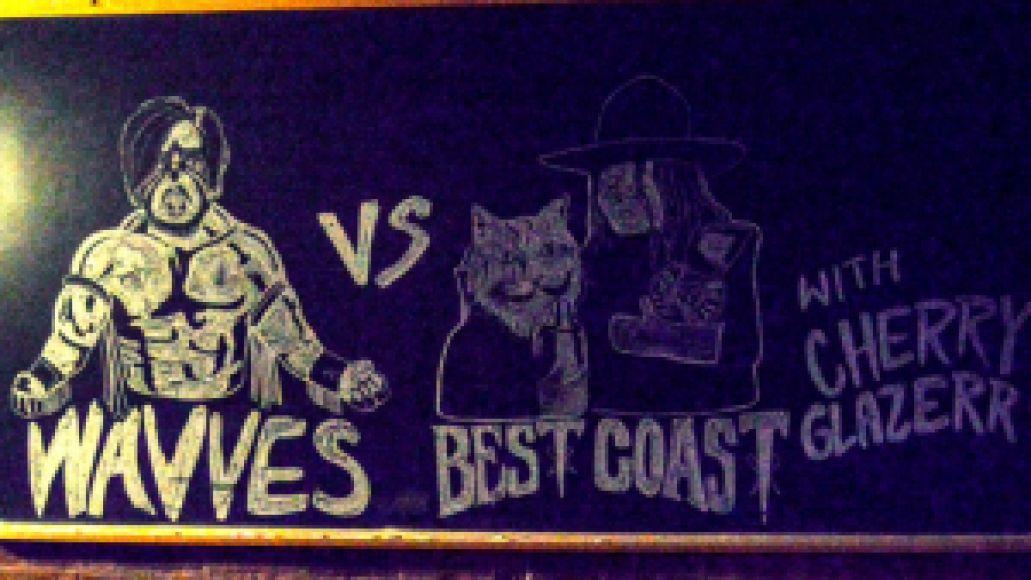 wavves v best coast amanda koellner Wavves v Best Coast Amanda Koellner
