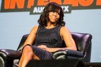 Michelle Obama // Photo by Philip Cosores