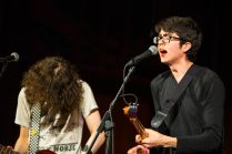 Car Seat Headrest // Photo by Philip Cosores