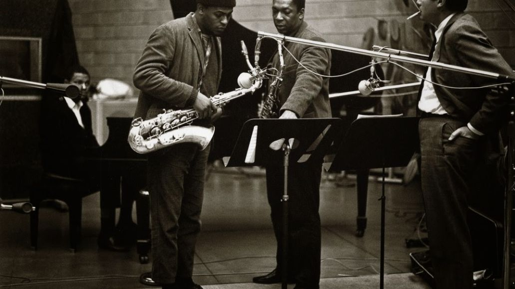 47cf9 chuck stewart john coltrane love supreme 3 Jazz Legend Archie Shepp Reflects On John Coltranes Quest For Musical Freedom