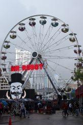 Mr. Robot Fair // Photo by Heather Kaplan