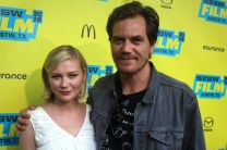 Kirsten Dunst and Michael Shannon // Photo by Heather Kaplan