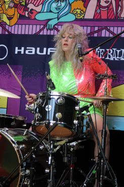 Deap Vally // Photo by Heather Kaplan