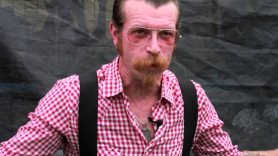 Jesse Hughes of Eagles of Death Metal