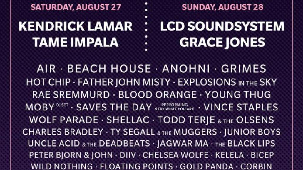 fyf fest 2016 lineup