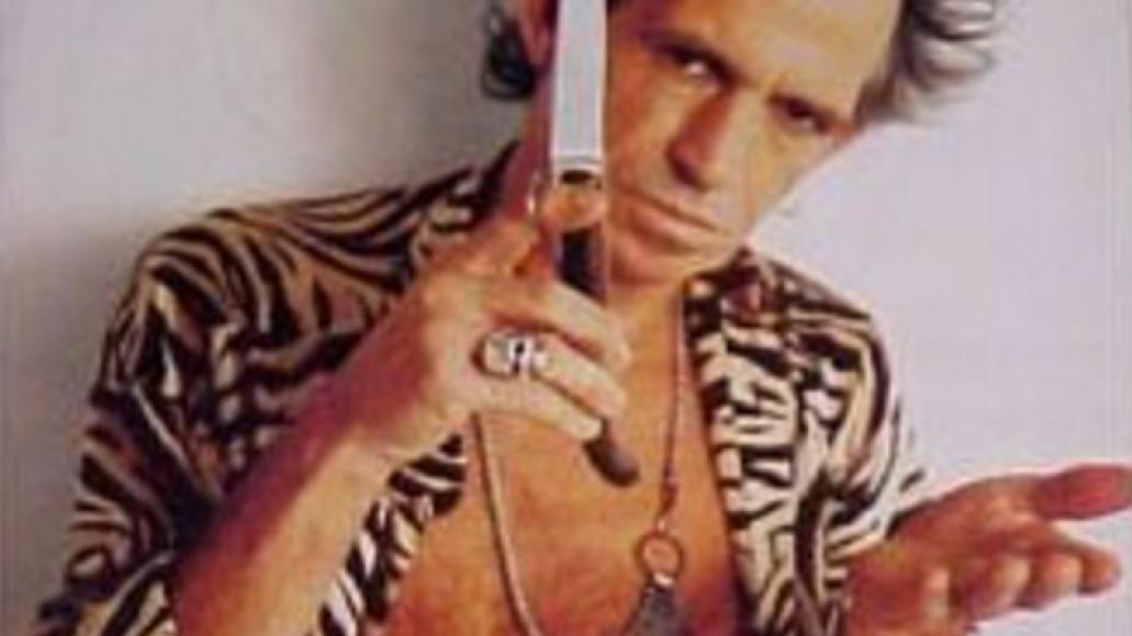 Keith Richards knife