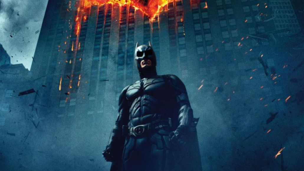the dark knight poster Ranking: Every Batman Film from Worst to Best