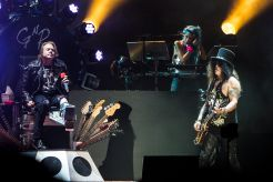 Guns N' Roses // Photo by Philip Cosores